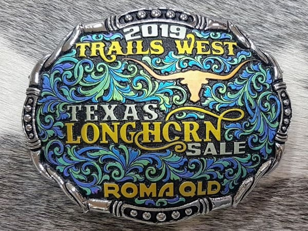 2019 trails west buckle